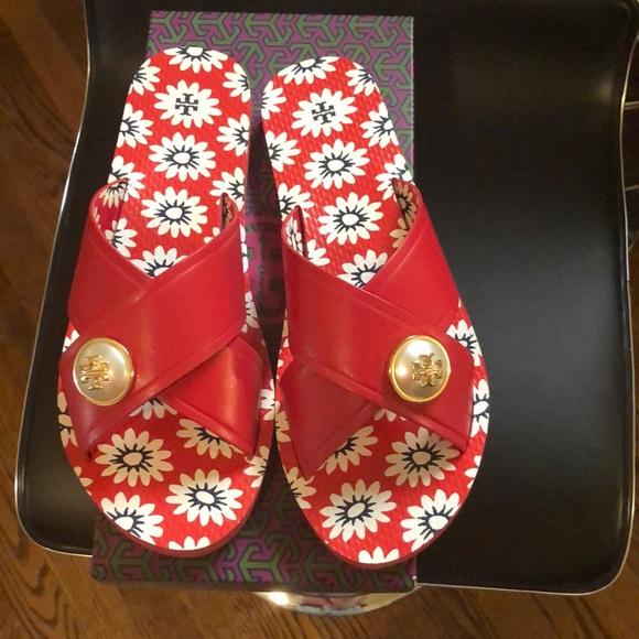 Tory Burch Shoes - Melody criss cross sandal